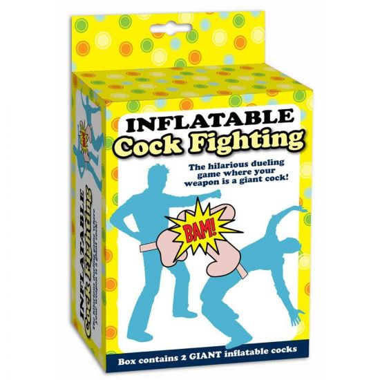 Inflatable Cock Fighting Set