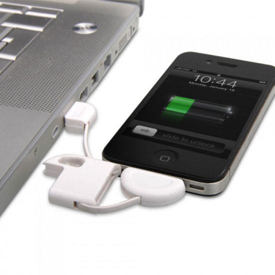 iPhone Keyring USB Charger