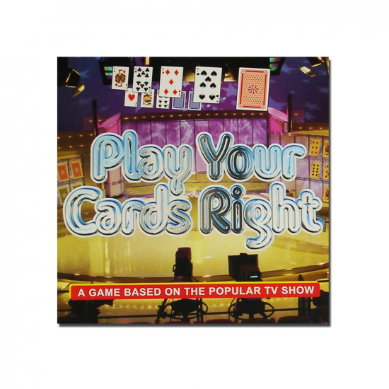 ITV Play Your Cards Right Board Game