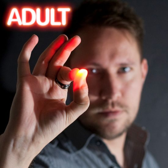 Lights from Anywhere Magic Trick (Adult Size)