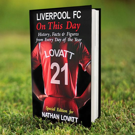Liverpool on this Day Book 1