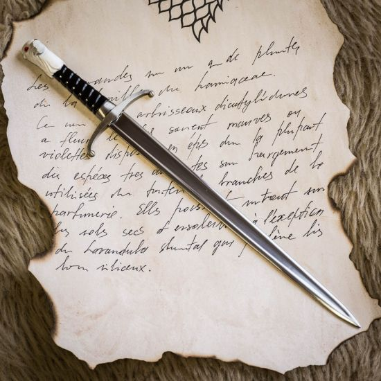 Longclaw Letter Opener 1