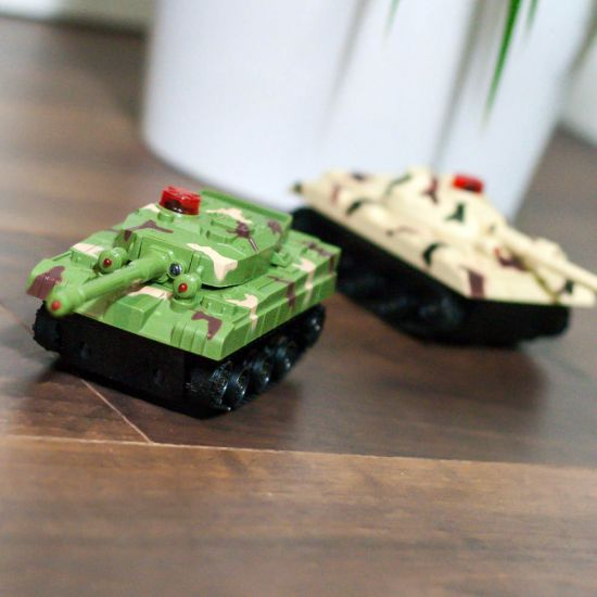Tanks & Military Vehicles BRAND NEW Radio Control Infra Red RC Army