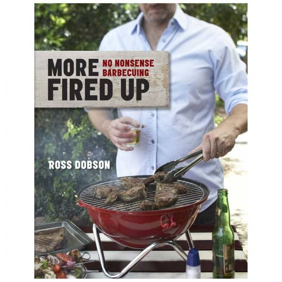 More Fired Up No Nonsense BBQ