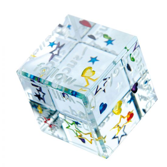 Passion and Success Cube