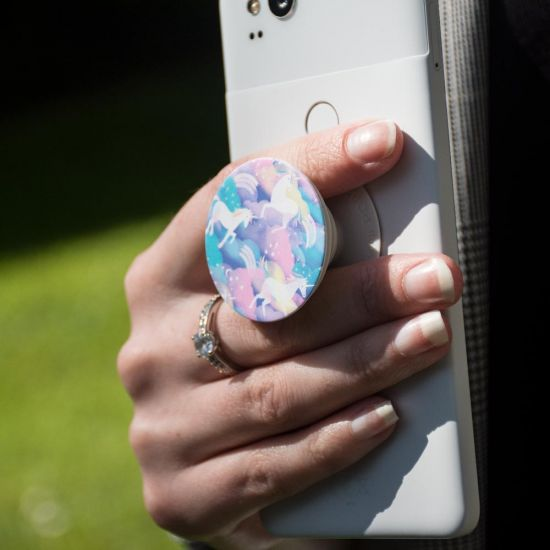 PopSocket Animal attached to a phone
