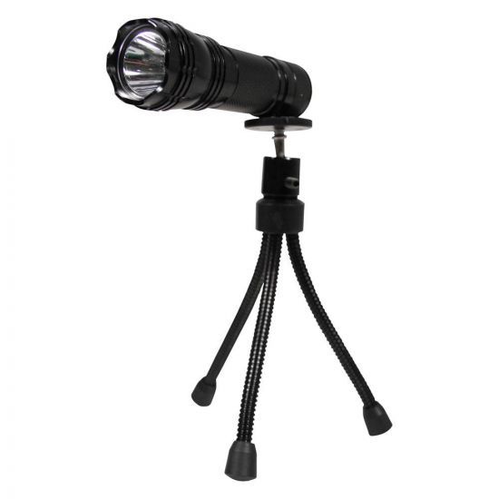 Powerbright LED Torch with Tripod