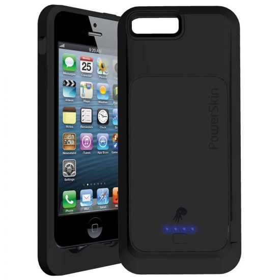 Powerskin iPhone 5 Cover and Charger