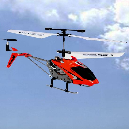 S107 Gyro Flyer RC Helicopter