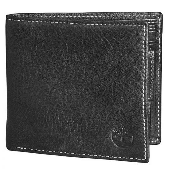 Mens Coin Wallet Black