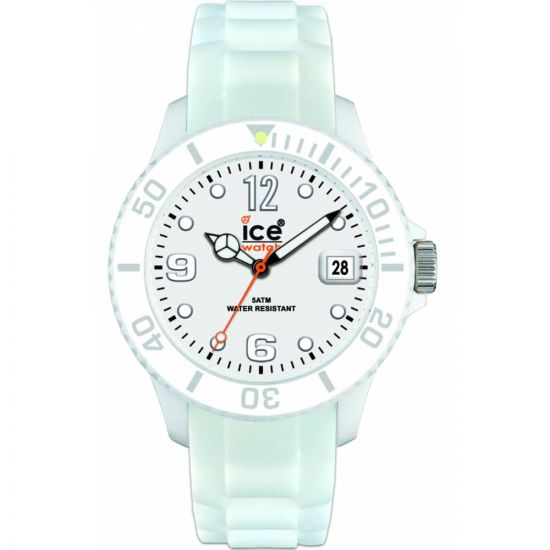 Sili Forever White Watch (Big) SI.WE.B.S.09