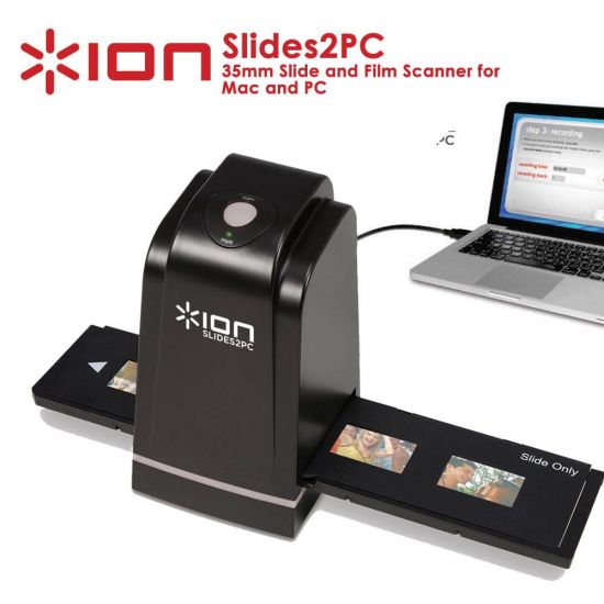 Slides2PC Scanner