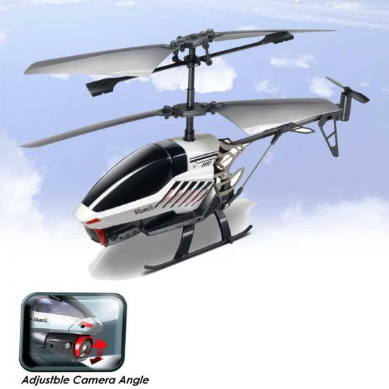 Spy Camera RC Helicopter