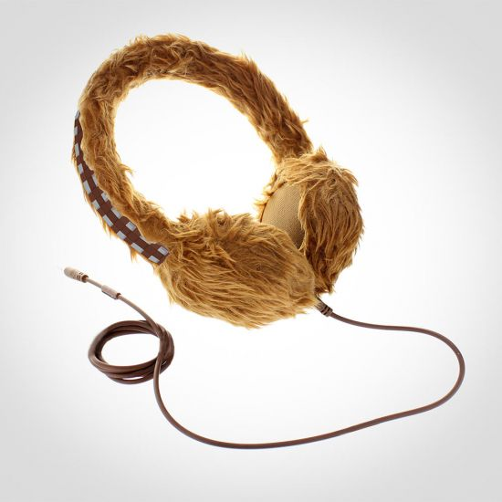 Chewbacca Headphones 1