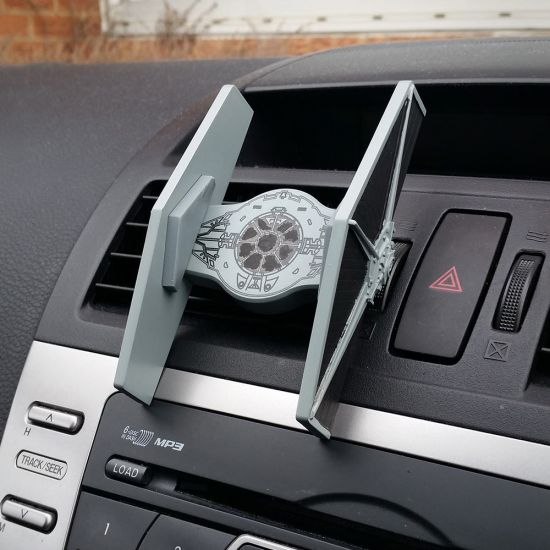Star Wars Tie Fighter Universal Mobile Car Grip 1