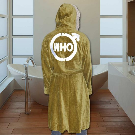 The Who Quadrophenia Parka Bathrobe - Official Memorabilia For A Fan ... 0d409088f