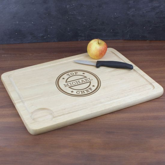 Top Chef Carving Board 1