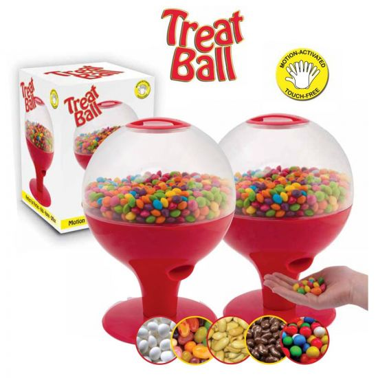 Treat Ball Auto Sweet Dispenser