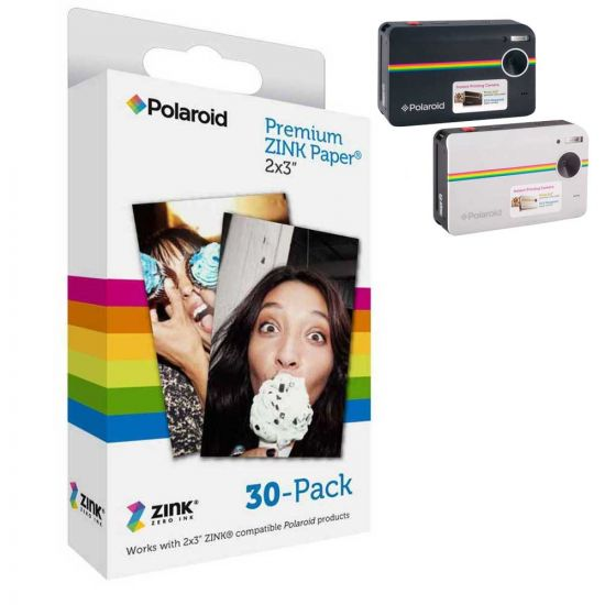 """Zink Paper 2x3"""" Pack of 30"""