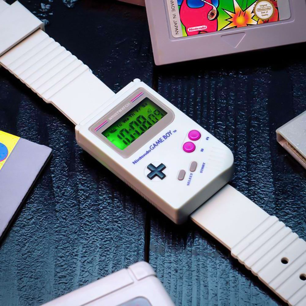 Game Boy Watch Menkind