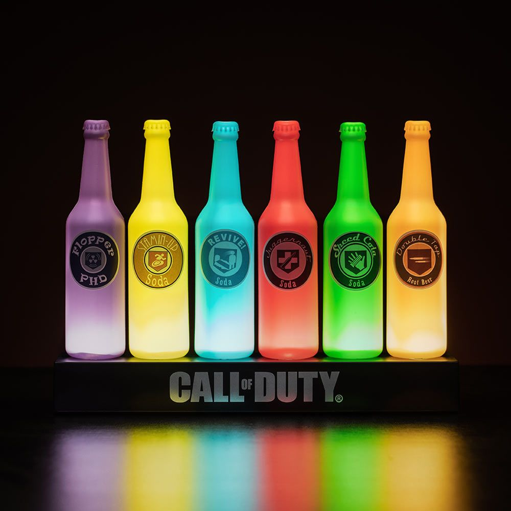 Call Of Duty Perk A Cola Six Pack Light Menkind