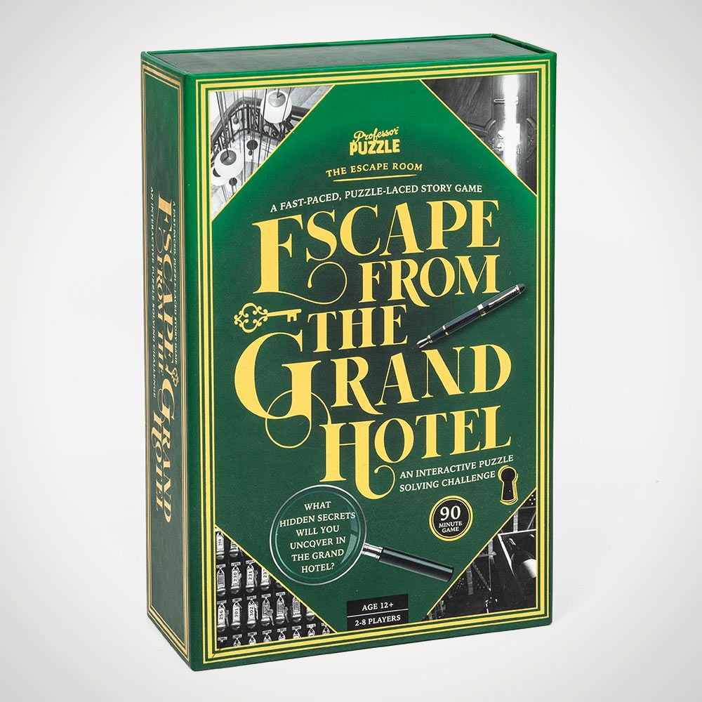 Escape From The Grand Hotel Menkind