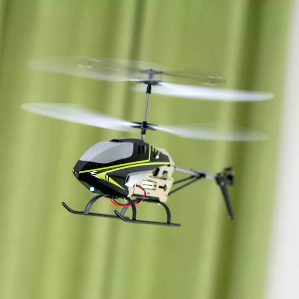 M:Tech Gyro Flyer XL R/C 3 Channel Gyro Helicopter | Menkind