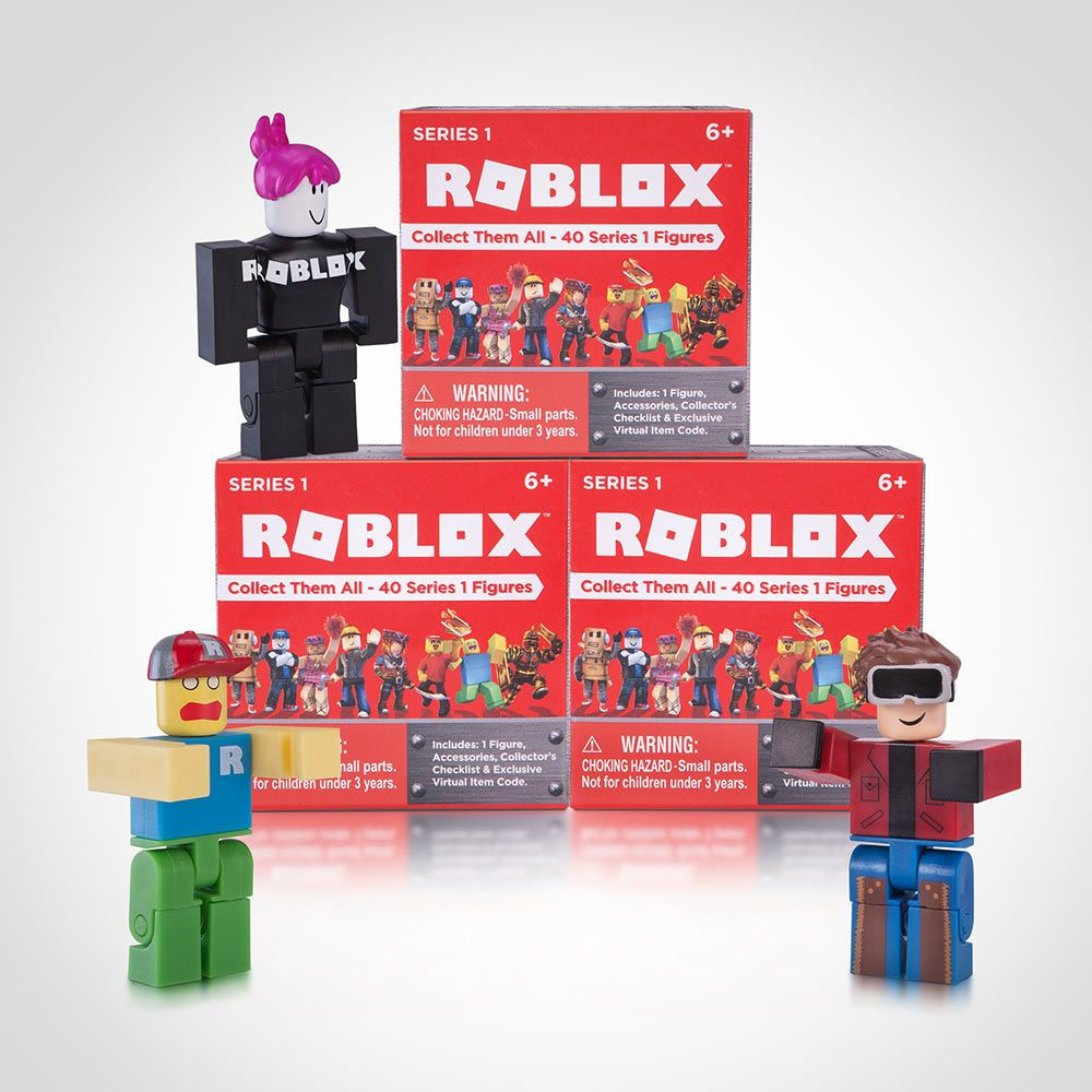 Roblox Mystery Box Series 3 - Roblox Mystery Figures