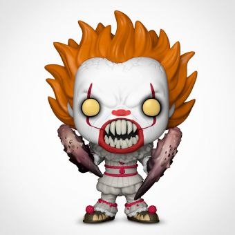 7 It Pennywise Scale Action Figure Menkind