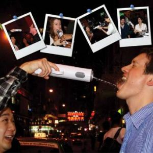 Alcohol Shotgun Takes Drinking Games To A New Level