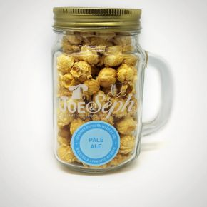 Gourmet Pale Ale And Caramel Popcorn
