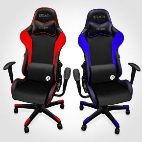 Stealth Gaming Chairs & Gaming Chairs: PC PS4 u0026 Xbox Compatible Gaming Chairs | Menkind
