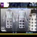 Dalek Dressing Gown