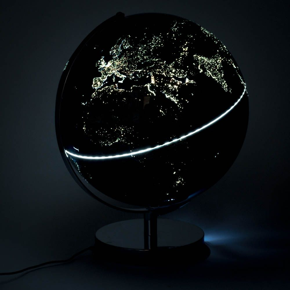 12 City Lights Globe Light Light Up The World Menkind