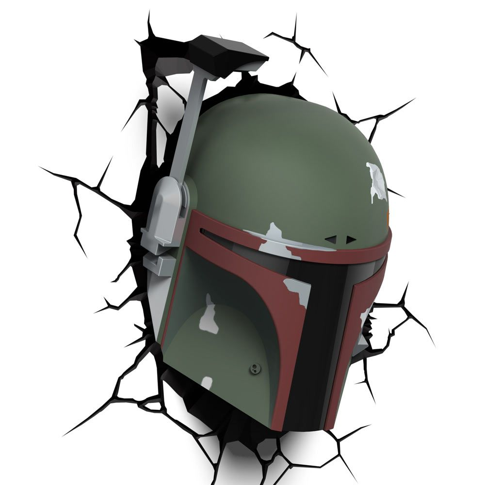 Star Wars Boba Fett Deco Light Menkind