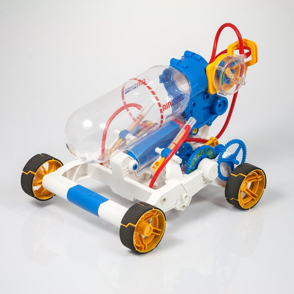 air powered engine Keywords: air powered vehicles, alternative sources of energy, clean & highly efficient,  to convert a conventional ic engine into an air powered one, few.