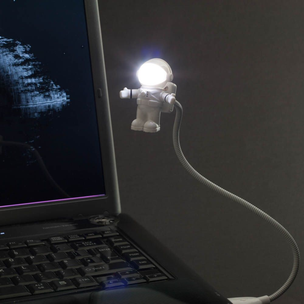 Spaceman Usb Light The Intergalactic Astronaut Led Lit