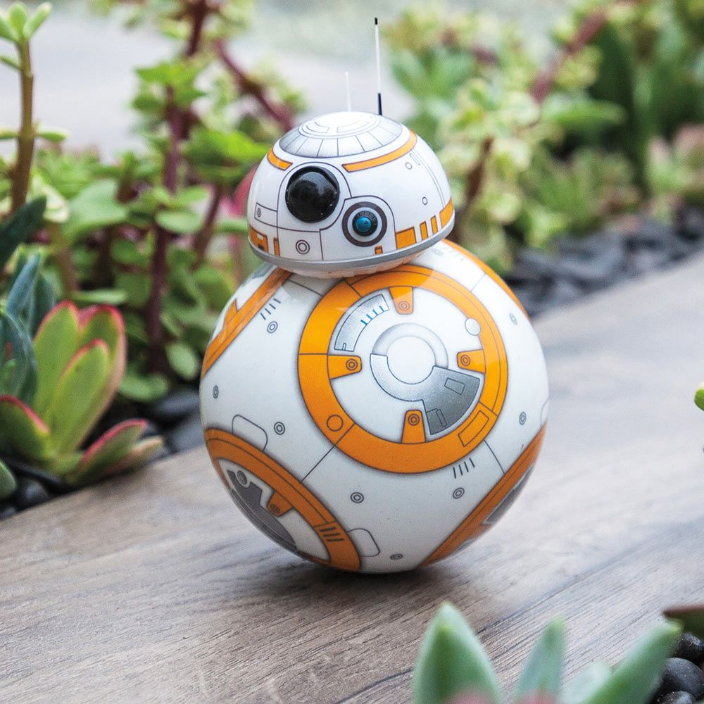 Gifts Gadgets Toys Product : Star wars bb droid bluetooth smartphone toy menkind
