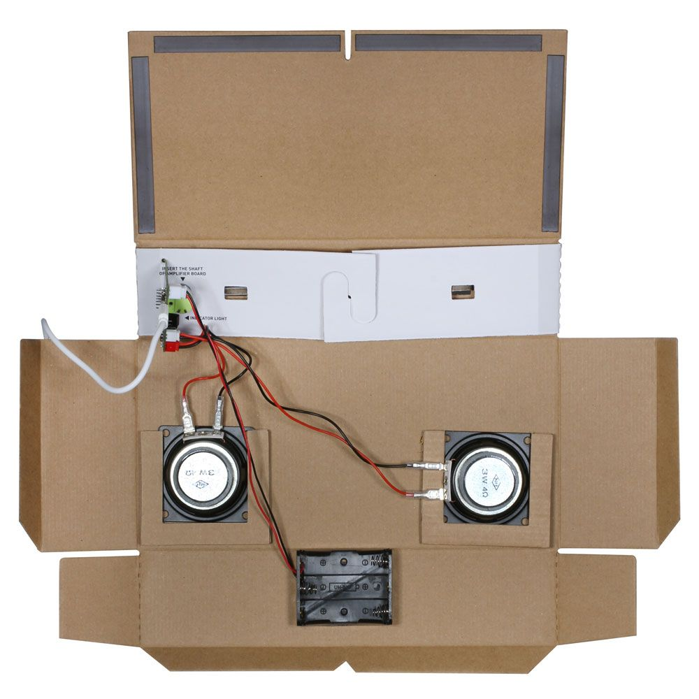 DIY Wireless Boombox - Create Your Own Speaker | Menkind