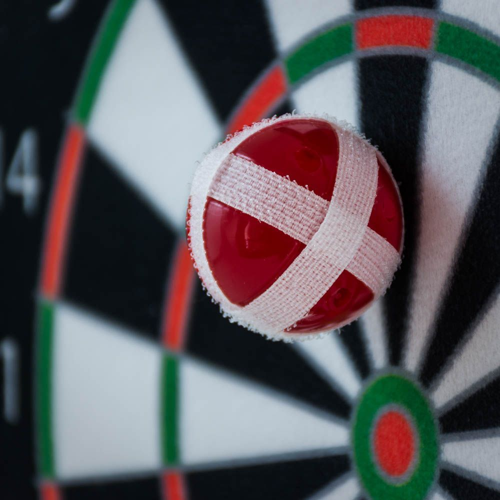 Double Sided Drinking Darts Two In One Drinking Target