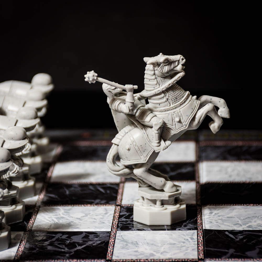 harry potter wizard chess set menkind