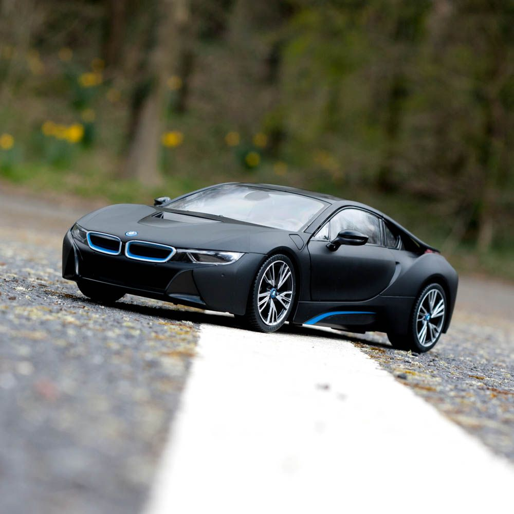 Bmwcarimage: 1:14 BMW I8 RC Car