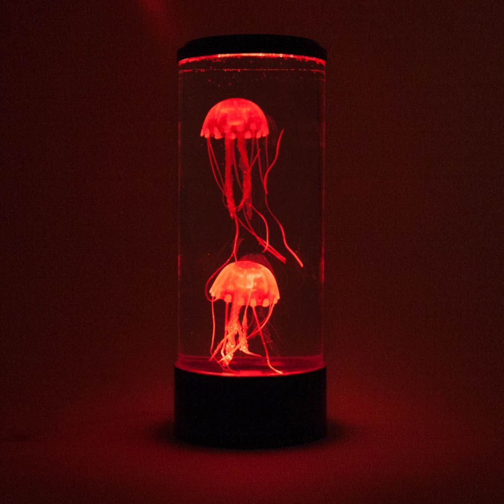 Jellyfish Lamp Neon Led Lamp Features 2 Jellyfish 5