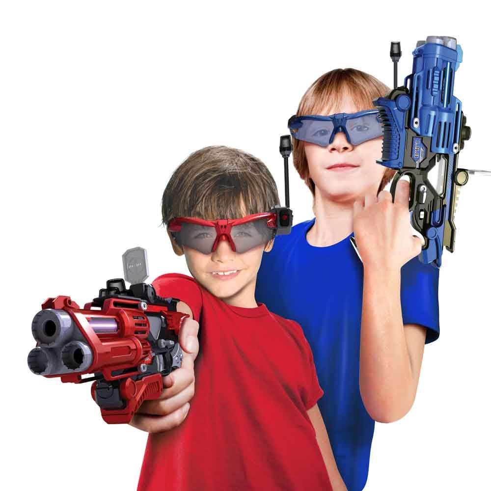 Toys For Boys Product : Silverlit lazer mad battle ops game laser tag