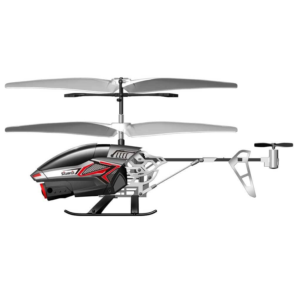 silverlit spy camera 2 rc helicopter remote control