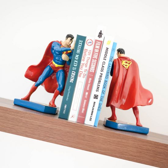 Superman Bookends Menkind