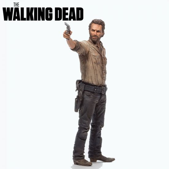 "Walking Dead 10"" Rick Grimes Figure"