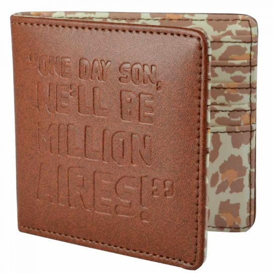 One Day We'll Be Millionaires Wallet