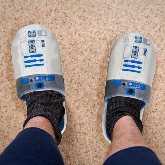 Star Wars R2D2 Slippers