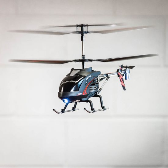 Virtually Indestructable Helicopter